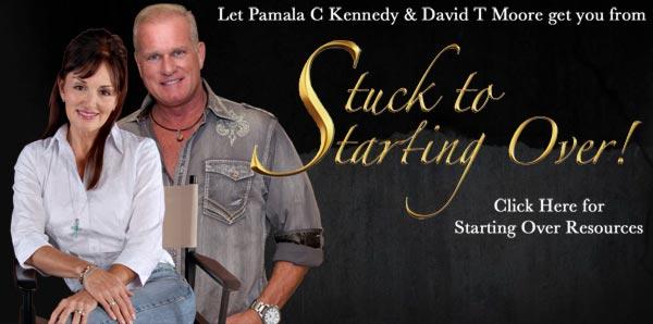 David Moore and Pamala Kennedy